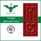 Beste verkaufenfarben-dekoratives Innenraum MDF-Melamin-hölzerne Tür-Wohnungs-Räume