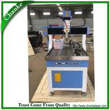 Алюминиевая каменная древесина работая миниый маршрутизатор CNC вырезывания гравировки