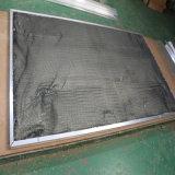 최신 판매 알루미늄 벌집 샌드위치 위원회 벽면 천장판