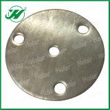 Coperchio dell'acciaio inossidabile per la parte della scala