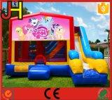 Werksgesundheitswesen-aufblasbares Prahler-Schloss für Kinder