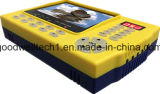 """Neues Digital-Satellitensucher-Messinstrument des Entwurfs-4.3 """" HDMI ausgegebenes"""