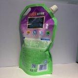 プラスチック洗濯洗剤は口の袋を立てる