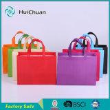 Viele färben Customied Förderung-nicht gesponnene Einkaufstasche-Handtaschen