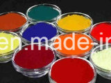 Rojo solvente 24, rojo 2 B, uso de Techsol para el picosegundo PMMA San