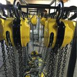 Блок ручной цепи оборудования серии 1000kg портативный вообще промышленный Lifing Hsc