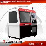 Tagliatrice inclusa piena di piccola dimensione del laser della fibra di CNC di protezione