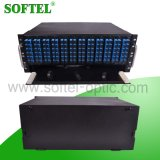 선반 Mounted 4u 144core Fiber Optical Frame ODF