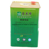 GBL verdes aprontam-se para usar o adesivo do pulverizador de Sbs