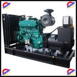 64kw/80kVA de stille Diesel die Reeks van de Generator door Perkins Engine wordt aangedreven