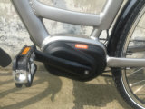 都市モデルは、中間運転する電気バイク(TDB19Z)を