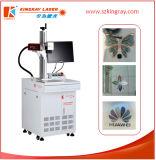 inscription de laser de la fibre 20W/machine de gravure avec le type/borne/graveur portatifs