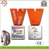 Medaglia su ordinazione di sport del metallo di Suuply della fabbrica di BSCI