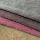 Tissus de capitonnage de cuir de sofa de PVC