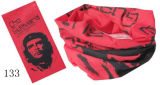 Bandana 100% sans joint multifonctionnel de tube de polyester (YT-133)