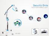 O diodo emissor de luz original Whitening dental do projeto do equipamento do certificado do Ce ilumina a clínica