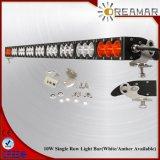 """iluminação branca/ambarina de barra clara do diodo emissor de luz 50 """" 300W, disponível"""