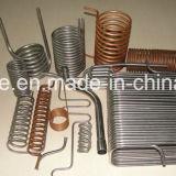 Câmara de ar refrigerando do condensador do cobre da venda direta da fábrica