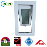 Tenda australiana Windows di vetratura doppia di standard UPVC/Pvcu