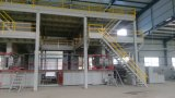 Ssms Nouveau design PP Spun Bond Non Woven Equipment Jw1600mm2400mm