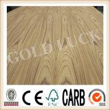 Contre-plaqué commercial de teck droit de qualité de chance d'or de Qingdao (QDGL140828)
