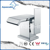 Sanitary Ware Brass Chromed Bathroom Basin Tap (AF6090-6)