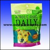 Saco do malote do empacotamento de alimento do animal de estimação, saco do empacotamento de alimento do cão