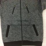 스포츠에 있는 남성복 루프 Gagt 니트 Chevron 양털 대 고리 외투는 Fw 8759를 입는다