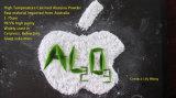 Temperatura alta alúmina calcinada en polvo (Alpha-Al2O3)