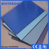 Panneau composé en aluminium plat de l'impression 2mm*0.21mm de bâti (ACP) pour la pente de Signage