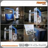 Baixa cabine de alumínio de Stanard da feira profissional do preço 3X3