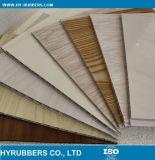 Feuille de plafond de matériau de construction de PVC
