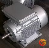 単一フェーズモーター(2.2kW-3HP、230V/50Hz、3000rpmのアルミニウムフレームB5)