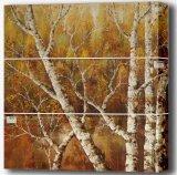 Pintura al óleo decorativa del paisaje (ADB0079)