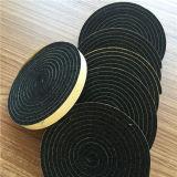 PVC Het Schuim van het nitril met oplosbaar-Gebaseerde AcrylKleefstof voor het Verzegelen