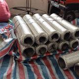 Roestvrij staal GolfSlang met Vlechten