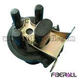 Mini tipo vertical encierro óptico 48cores termocontraíble del empalme de fibra