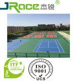 Rivestimento della superficie della corte di sport di alta qualità per il tennis/pallacanestro