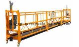 Piattaforma sospesa della fune/piattaforma di alluminio