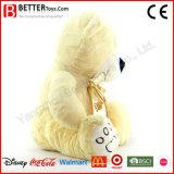 아기 아이 아이들을%s 귀여운 박제 동물 연약한 장난감 곰 견면 벨벳 곰