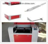 6090 80W CO2 лазерной резки кожаный бумажник
