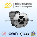 O CNC que faz à máquina com alumínio da alta qualidade morre perto a carcaça