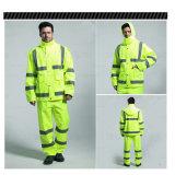 Surtidores del Workwear del sitio del Mens de la seguridad (QF-585)