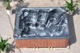 Jacuzzi ao ar livre luxuoso da cuba dos TERMAS com 122 jatos (JCS-25) (CE/ETL)
