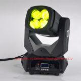 ディスコのナイトクラブのための4 Eyes*25W LEDの極度のビーム移動ヘッドライト
