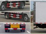 [دونغفنغ] [5تون] صغيرة يبرّد شاحنة, لحمة يجمّد شاحنة, [رفريجرتور وغن], برادة [فن], يبرّد سيارة
