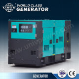 200kVA/160kw無声ディーゼルGenset (UC160E)