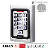 Controle de acesso autônomo do escudo do metal com teclado & proximidade