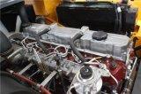 중동에 있는 Snsc 5000kg 디젤 엔진 포크리프트