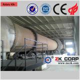 Estufa giratória de poupança de energia da calcinação de China
